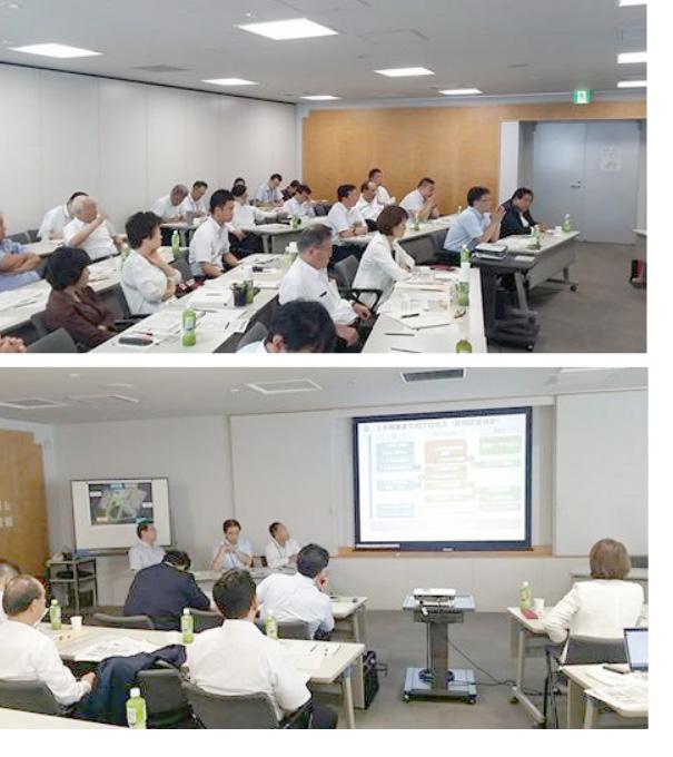 議員団で経済戦略局関係の勉強会を開催。
