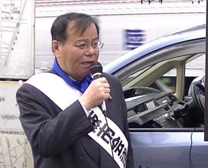 住吉市民病院の廃止に伴う大阪市の説明会。