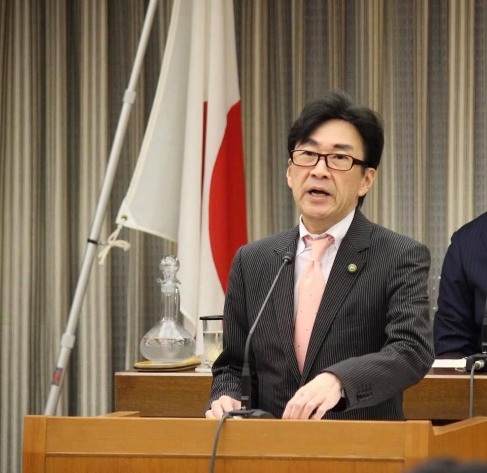 自由民主党・市民クラブ 一般質問 項目(永井啓介 議員) 平成30年10月24日