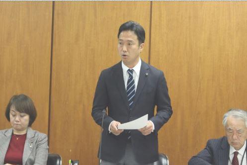 【大都市税財政制度特別委員会】福田武洋議員(旭区選出)