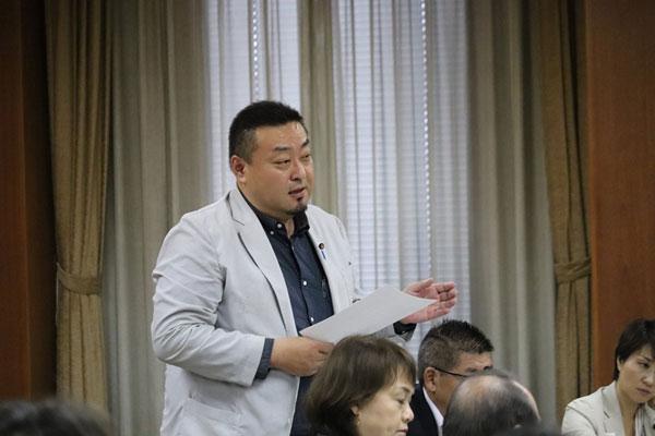 令和元年 常任委員会 10月1~3日