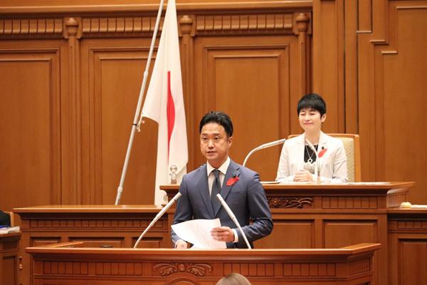 10月9日大阪市会本会議