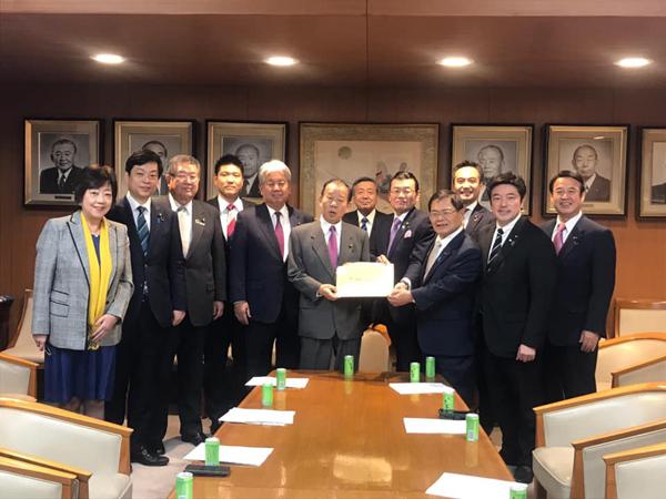2025年大阪・関西万博に向けたインフラ整備を求めて